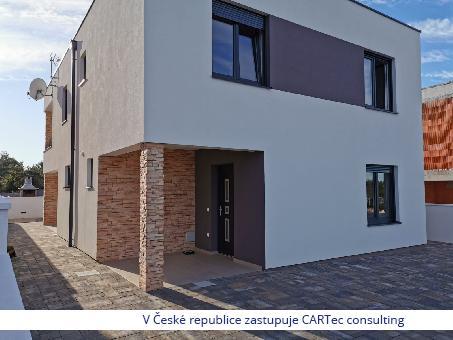 VIR - Prodej luxusního domu - 330 m od moře