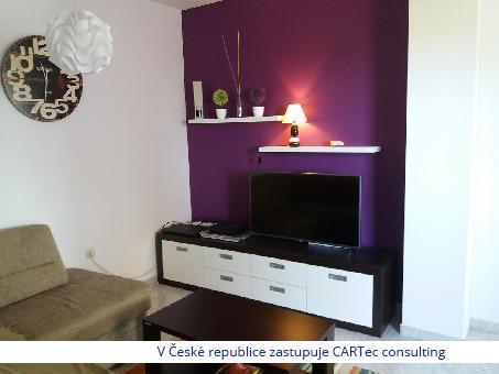 VRSI - Prodej dvouložnicového apartmánu - 750 m od moře