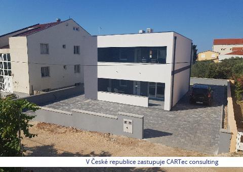 VRSI / MULO - Prodej rodinného domu se dvěma dvouložnicovými byty - 450 m od moře