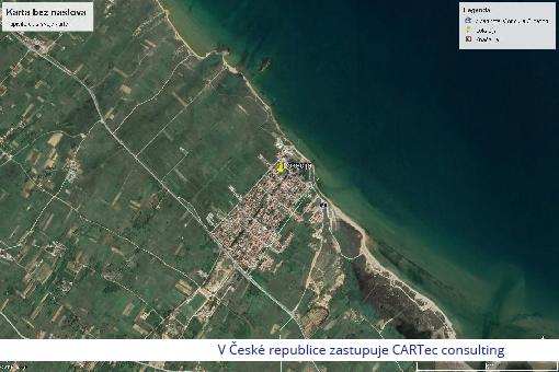 PRIVLAKA  / SABUNIKE  - Prodej stavebního pozemku